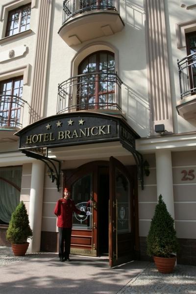 Hotel Branicki****