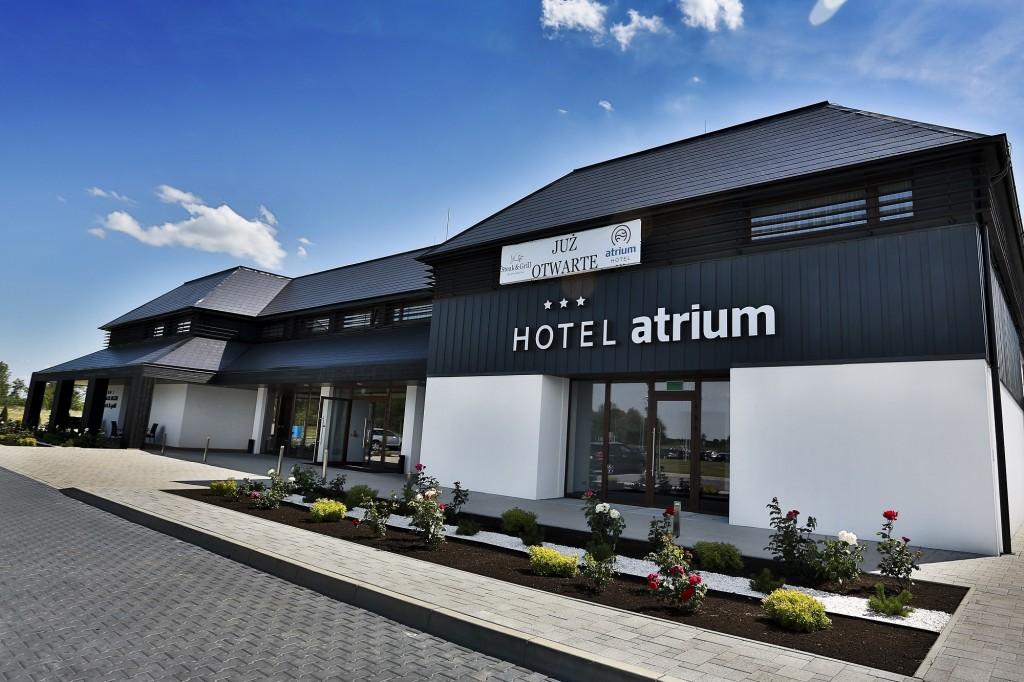 Hotel Atrium***
