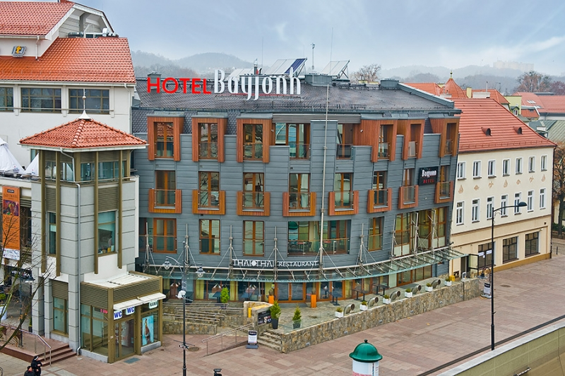 Bayjonn Hotel Sopot