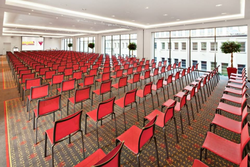 Sala konferencyjna angelo Hotel Katowice****