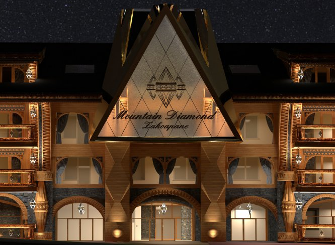 Hotel Mountain Diamond Zakopane