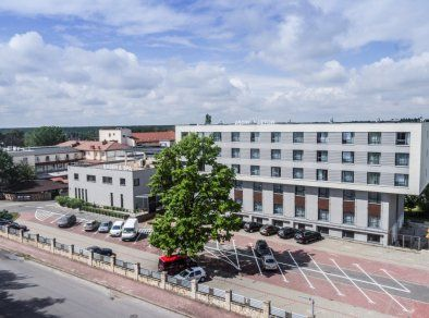 Hotel Europa **** Starachowice business & SPA