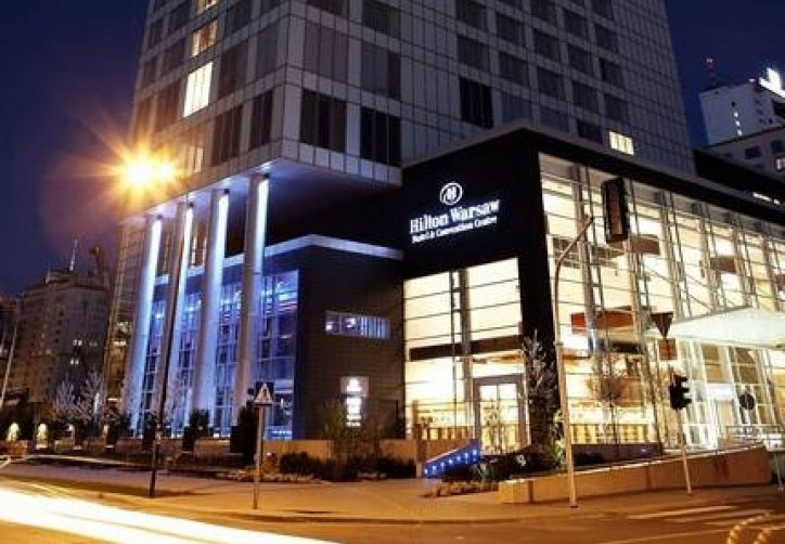 ------Hilton Warsaw Hotel & Convention Centre