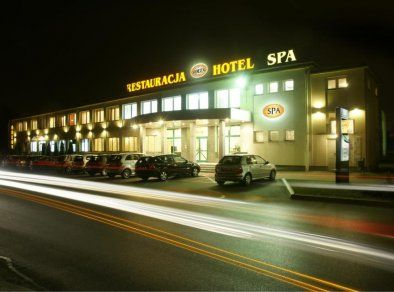 Hotel*** Spa Odeon