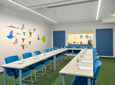 Metropol Hotel meeting room 1 SaleBiznesowe