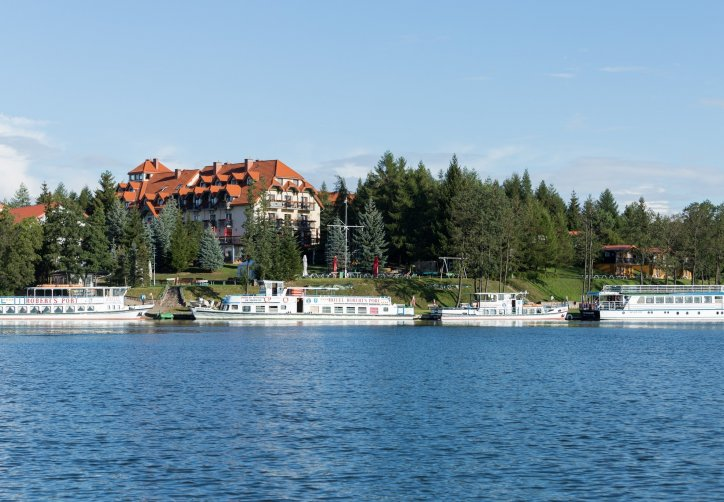 ------Hotel Robert's Port **** Lake Resort & SPA