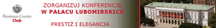 BCC Events–Pałac Lubomirskich